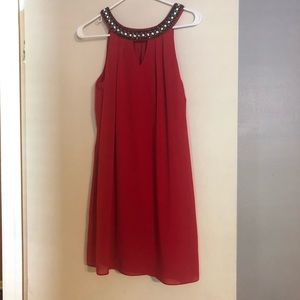 Red Short Bcx party dress